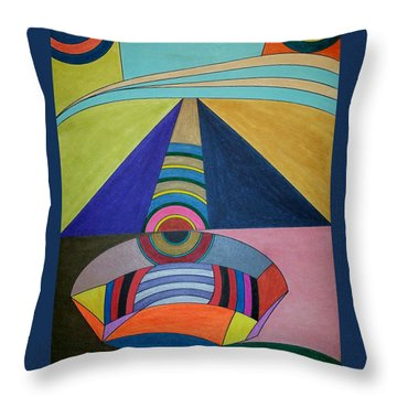 Dream 309 Throw Pillow