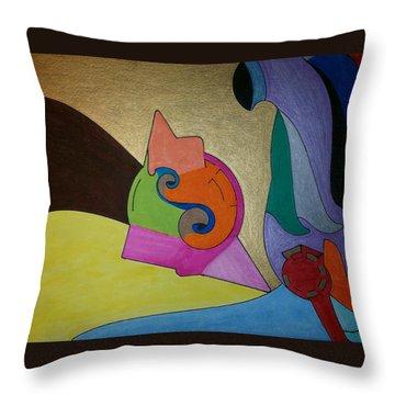 Dream 310 Throw Pillow