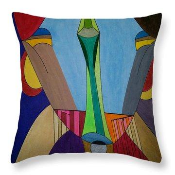 Dream 312 Throw Pillow