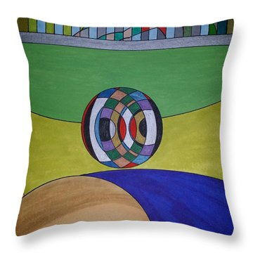 Dream 315 Throw Pillow
