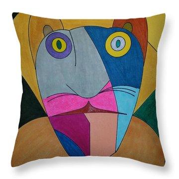 Dream 316 Throw Pillow