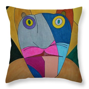 Dream 316 Throw Pillow