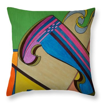 Dream 317 Throw Pillow