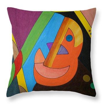 Dream 318 Throw Pillow