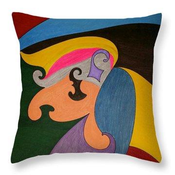 Dream 319 Throw Pillow