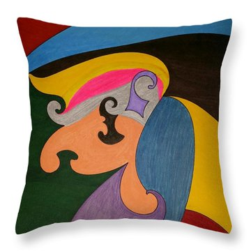 Dream 319 Throw Pillow