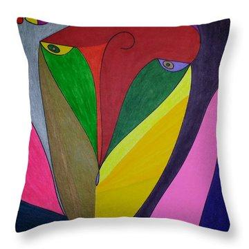 Dream 320 Throw Pillow