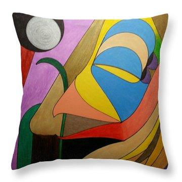 Dream 322 Throw Pillow