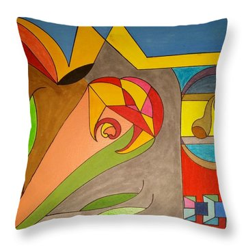 Dream 326 Throw Pillow