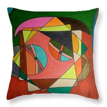 Dream 332 Throw Pillow