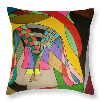 Dream 333 Throw Pillow