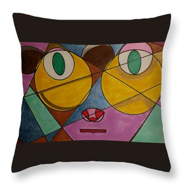 Dream 55 Throw Pillow