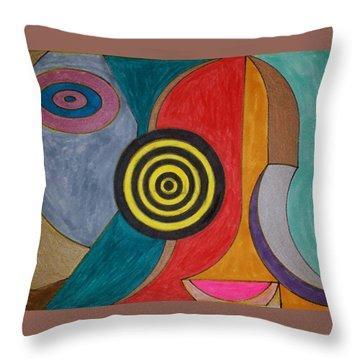Dream 90 Throw Pillow