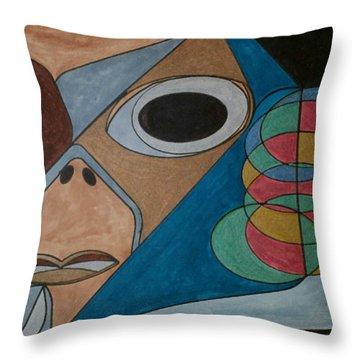 Dream 99 Throw Pillow