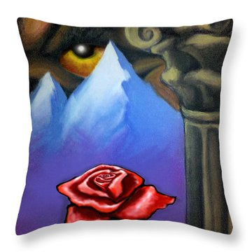 Dream Image 5 Throw Pillow by Kevin Middleton