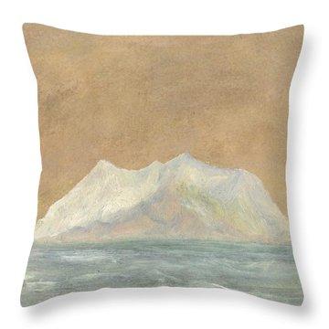 Dream Island II Throw Pillow