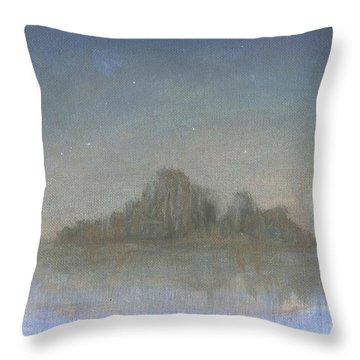 Dream Island Vl Throw Pillow
