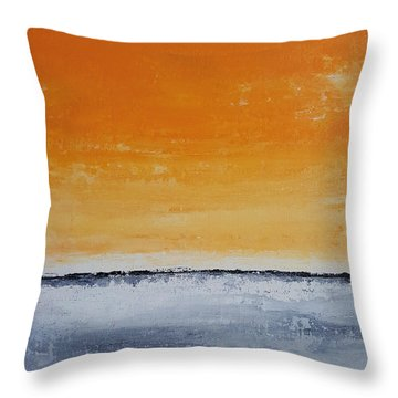 Dream Landscape Throw Pillow