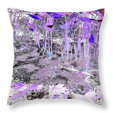 Dream-like Throw Pillow