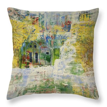 Dream Of Dreams. Throw Pillow
