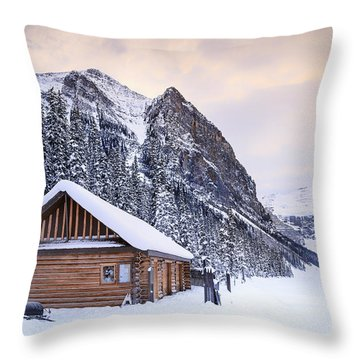 Dream Of The Return Throw Pillow
