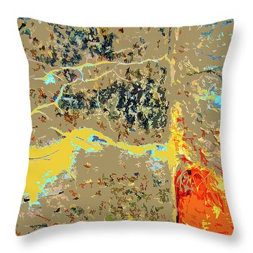 Dream Puzzle Throw Pillow