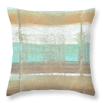 Dream State II By Madart Throw Pillow by Megan Duncanson