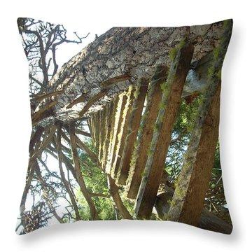 Dream Up Throw Pillow