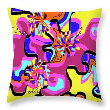 Dreamagination 1 Throw Pillow