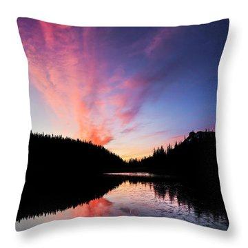 Dreamburst Throw Pillow