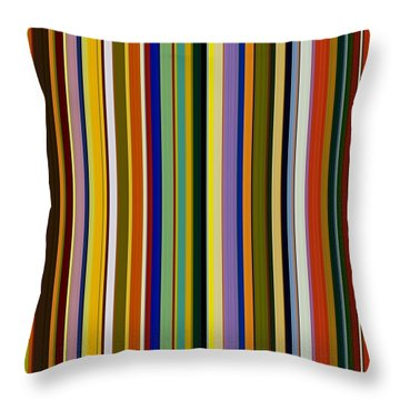 Dreamcoat Designs Throw Pillow