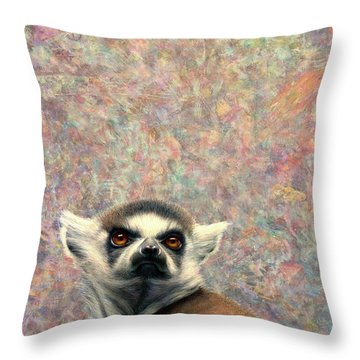 Ring-tailed Lemur Home Decor