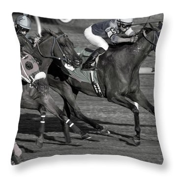 Dreamers II Throw Pillow