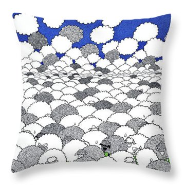 Dreamfield Throw Pillow