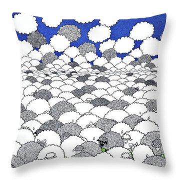 Dreamfield Throw Pillow