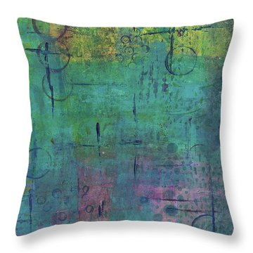 Dreaming 2 Throw Pillow