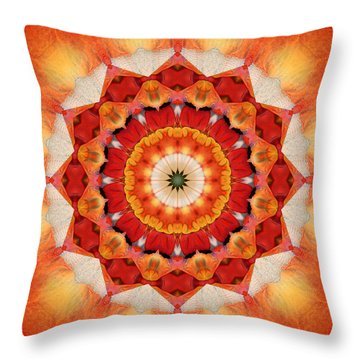 Throw Pillow featuring the photograph Dreaming by Bell And Todd