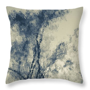 Throw Pillow featuring the photograph Dreamland by Tom Vaughan