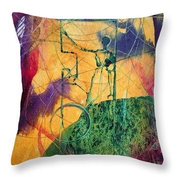 Dreams Defered Throw Pillow