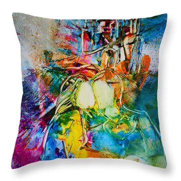 Dreams Do Come True Throw Pillow