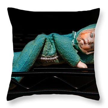 Dreams Of A New Home Throw Pillow by Christopher Holmes