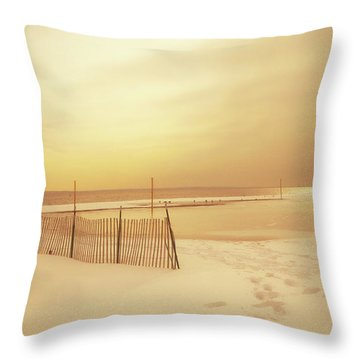 Dreams Of Summer Throw Pillow
