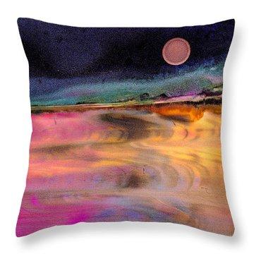 Dreamscape No. 684 Throw Pillow