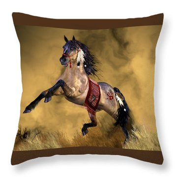 Dreamweaver Throw Pillow
