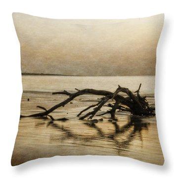 Driftwood Dream Throw Pillow