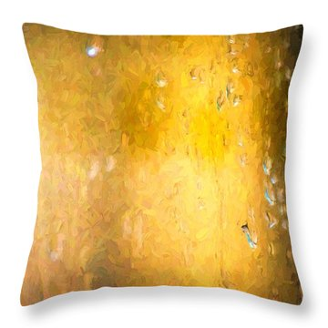Drink It All In Throw Pillow