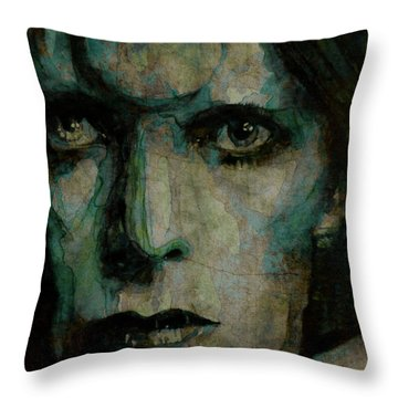 Drive In Saturday@ 2 Throw Pillow