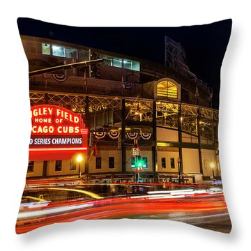Long Tailed Throw Pillows