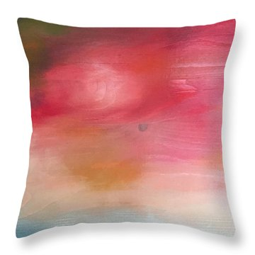 Drops Of Jupiter Throw Pillow