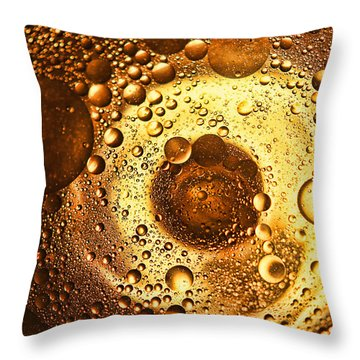 Drown In Beer Throw Pillow